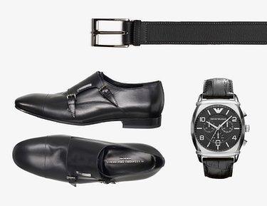 Shoes & Accessories by Color: Black
