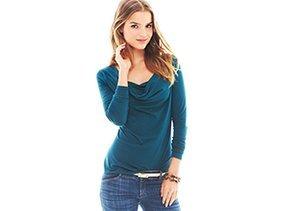 $14 & Up: Medium Tops & Sweaters