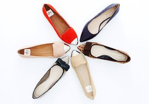 Shoe Trend: Pointed-Toe Flats