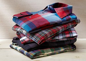 Kenneth Gordon: Must-Have Flannel Shirts