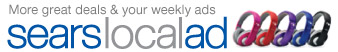 Sears Local Ad   More great deals & your weekly ads