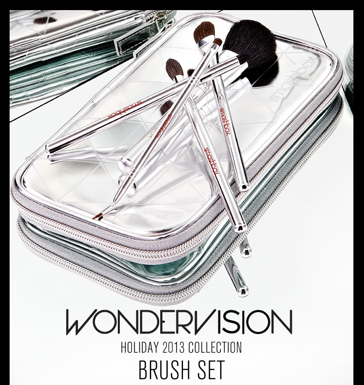 Wondervision Brush Set