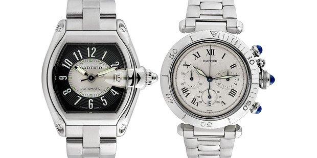 Cartier Vintage Watches