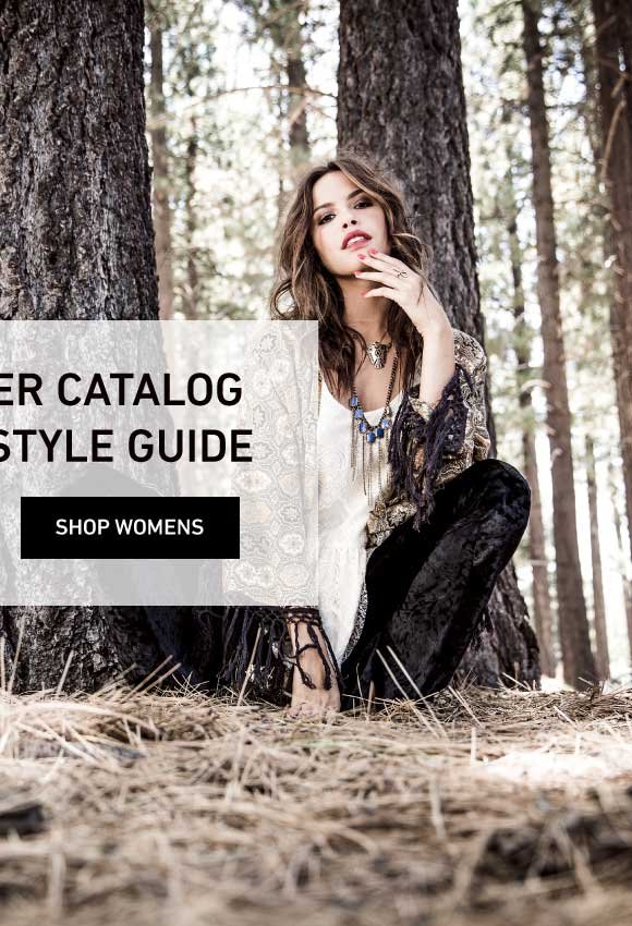 Shop Women's October Catalog