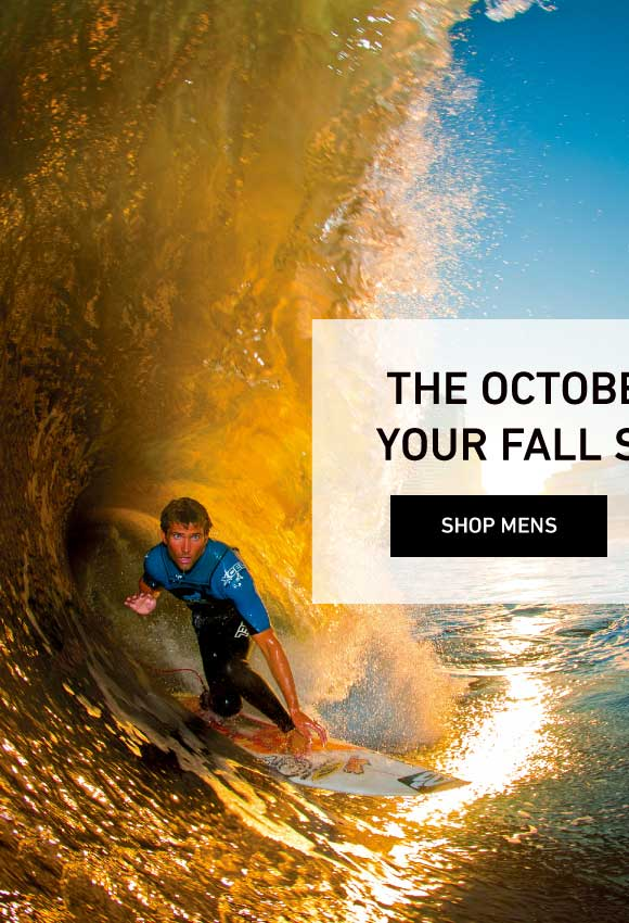 Shop The Men's October Catalog