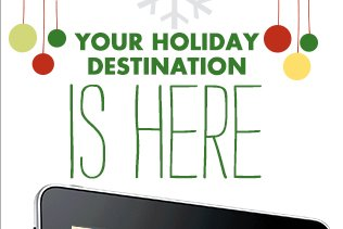 YOUR HOLIDAY DESTINATION IS HERE