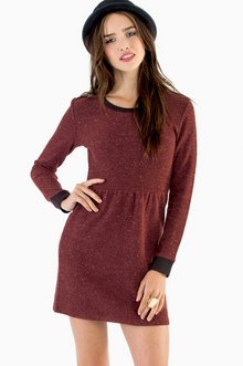 SUNDAY SWEATER DRESS 33
