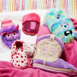 Snuggly Slippers Collection