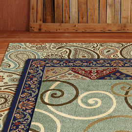 Complete the Room: Rugs