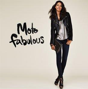 Moto fabulous