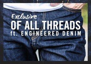 Shop Exclusive Engineered Denim & More