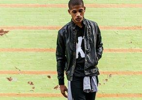 Shop New Black Apple Denim & Moto Jackets