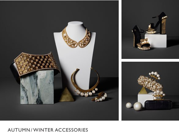 Pearl Accessories from the Autumn/Winter Collection : Enjoy Complimentary Shipping