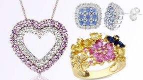 Gold and Silver Gemstone Jewelry