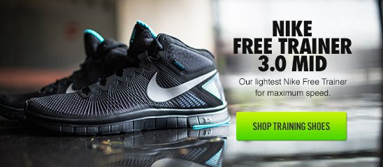 NIKE FREE TRAINER 3.0 MID | SHOP TRAINING SHOES