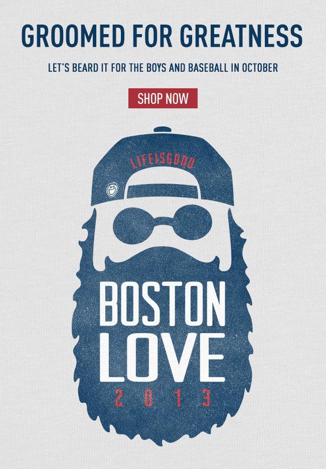 Boston Beard Love