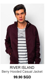 River Island Berry Casual Jacket