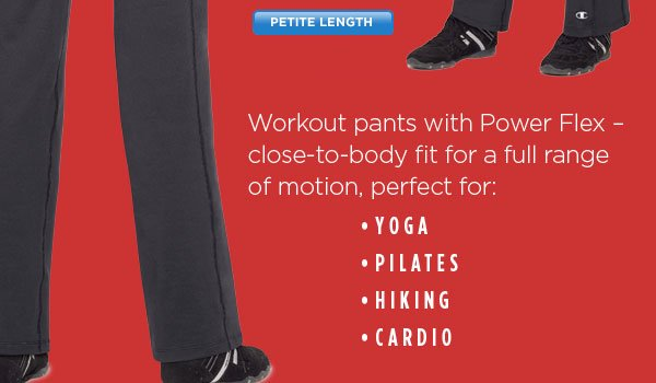 SHOP Absolute Workout Pants Petite