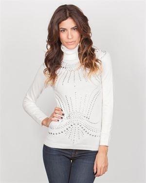 Yuka Paris Studded Pullover