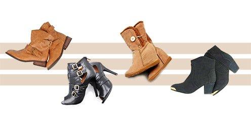 Fall Boot Shop Starting at $25