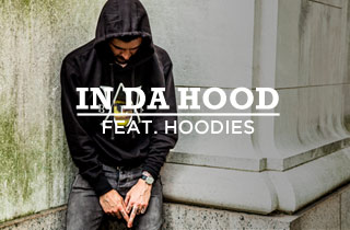 In Da Hood Ft. Hoodies