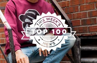 This Week's Top 100 Men