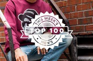 This Week's Top 100 Men