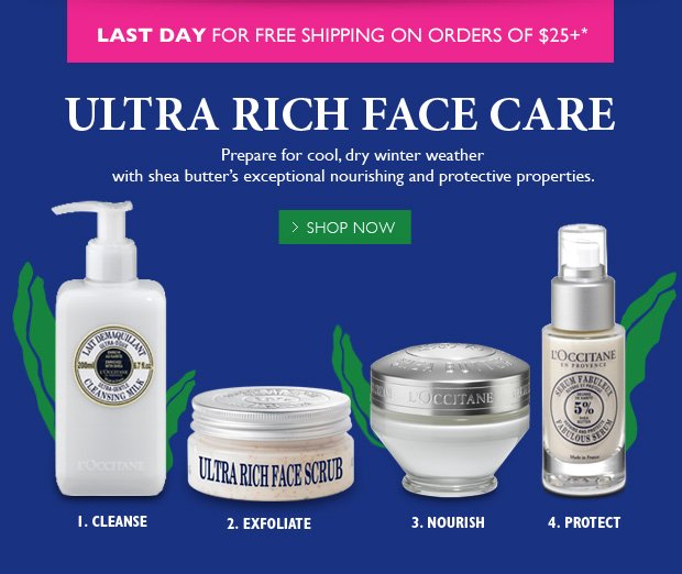 Ultra Rich Face Care
