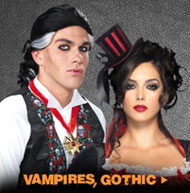 VAMPIRES, GOTHIC