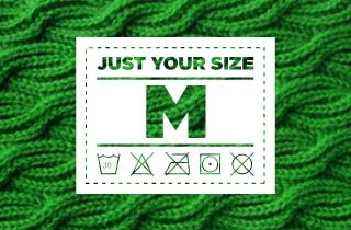 Just Your Size: M