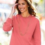 Cotton Sweater, #611966