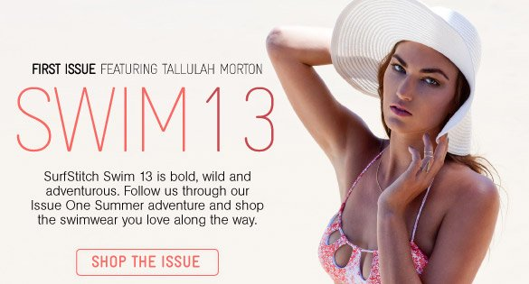 Issue One Swim 13 - Shop Now