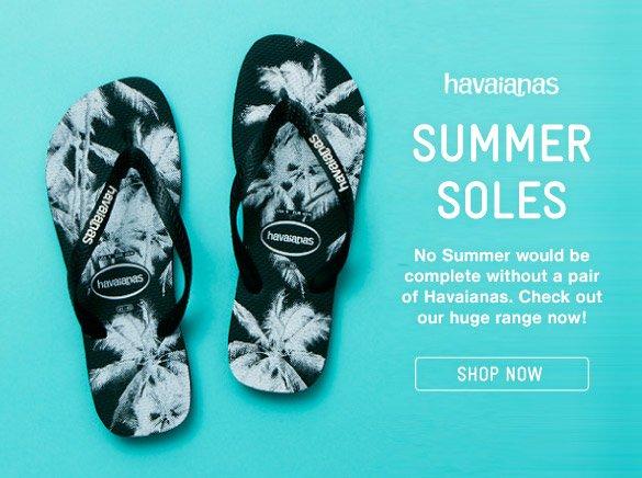 Summer Soles: Havaianas