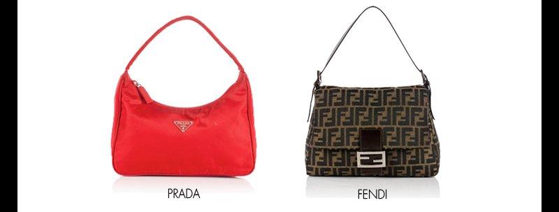 PRADA | FENDI
