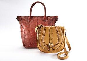 Up to 80% Off: Handbags