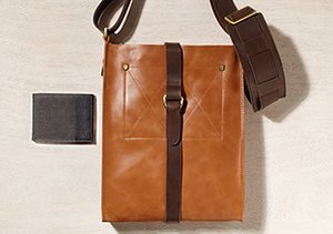 Griffin: Bags, Wallets & Keychains