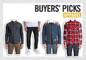 Shop Buyers' Picks: Apparel