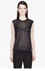 HELMUT LANG Fractal Technique Combo Tank for women