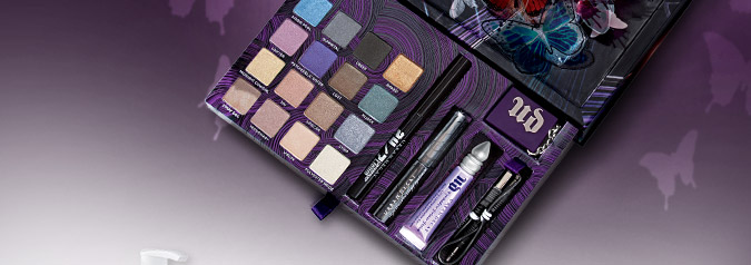 New & Exclusively at ULTA! Book of Shadows from Urban Decay $32. A $64 Value.