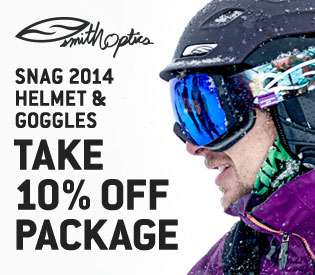 Smith Helmet & Goggles—10% Off