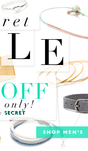 Shhh...Secret SALE | 60% OFF Today Only!