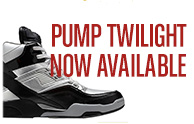 PUMP TWILIGHT NOW AVAILABLE