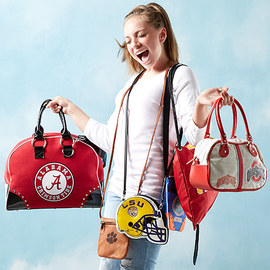 Carry the Spirit: NCAA Totes & Bags