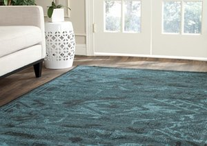 Overdyed Rugs & Accent Furniture