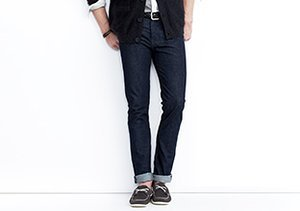 Find Your Fit: Slim-Fit Jeans