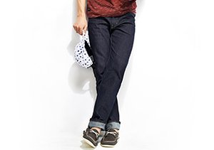 Find Your Fit: Straight-Leg Jeans
