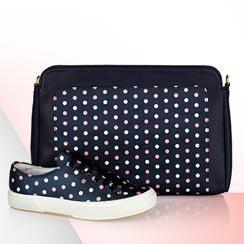 Talita Sneaker & Bag Set