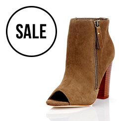 Mid-Season Sale: Fall Shoes