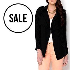Mid-Season Sale: Outerwear
