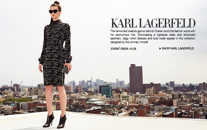 Shop Karl Lagerfeld - Womens